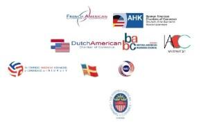 European Chambers logos